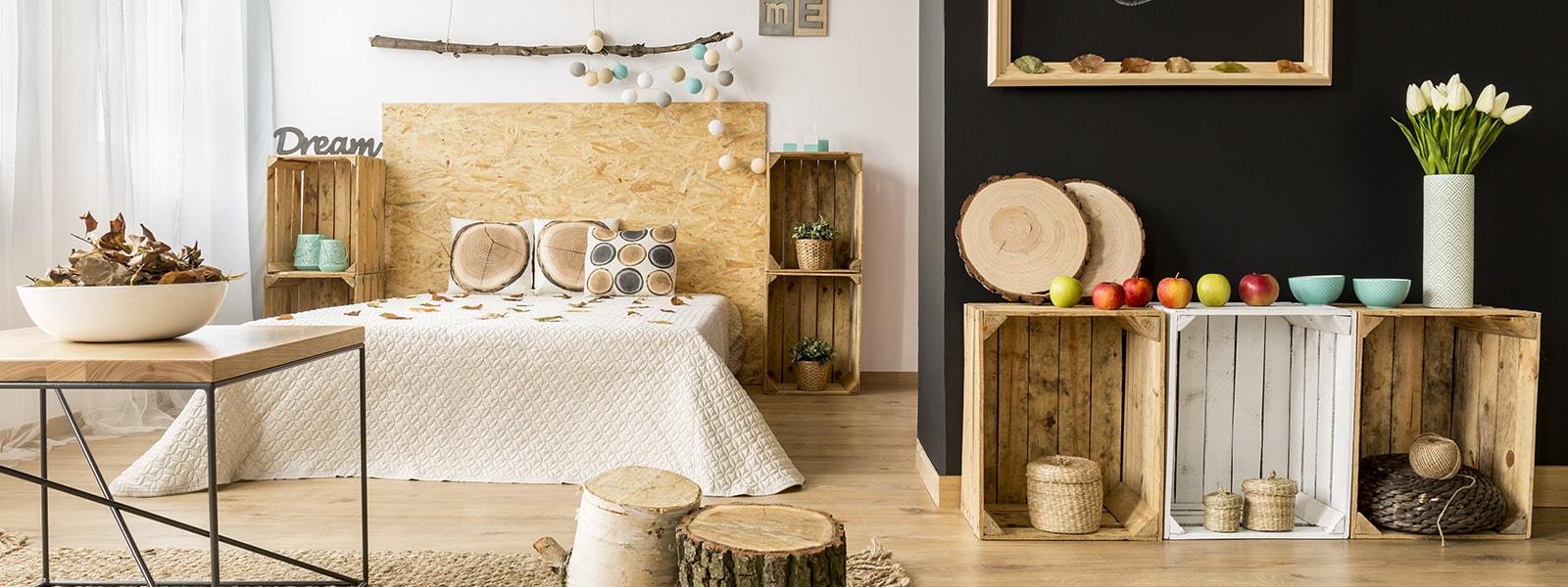 Eco-domus, produits d'entretien à base d'extraits de résine de pin